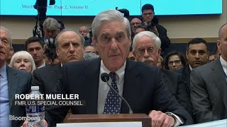 Robert Mueller Tells Congress His Report Was .Thorough and Fair., From YouTubeVideos