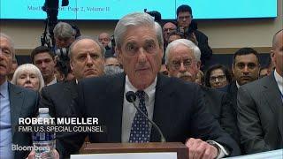 Robert Mueller Tells Congress His Report Was 'Thorough and Fair'