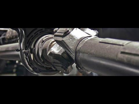 Ремонт и восстановление карданного вала