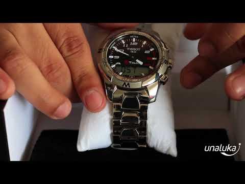 Reloj Tissot T047.420.44.207.00 T-Touch II | Unaluka