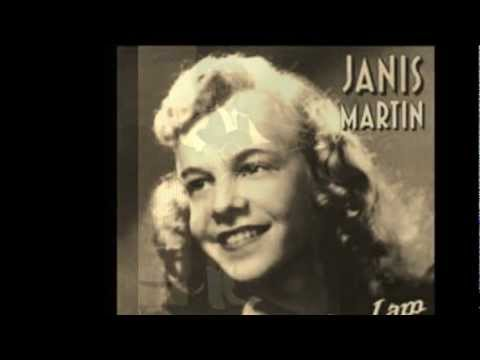 Janis Martin - Hardrockin' Mama (live)