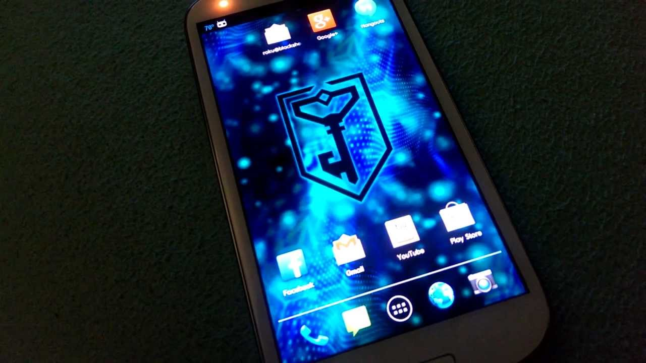 Ingress Resistance Live Wallpaper - YouTube
