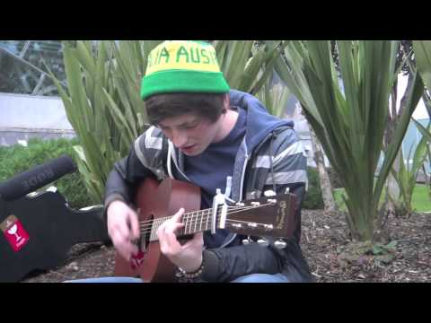 Lewis Watson - 'Calling' in Melbourne 19/08/12