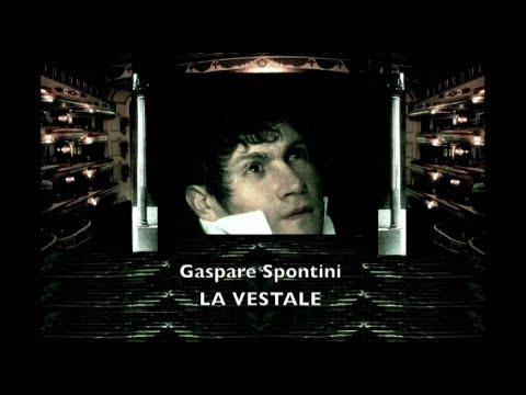 MARIA CALLAS - La Vestale - Teatro alla Scala 1954
