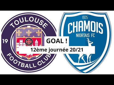 Toulouse Niort Goals And Highlights
