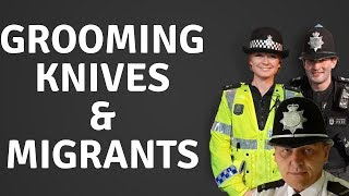 INTERVIEW- UK POLICE OFFICER TELLS WHAT THE UK IS REALLY LIKE