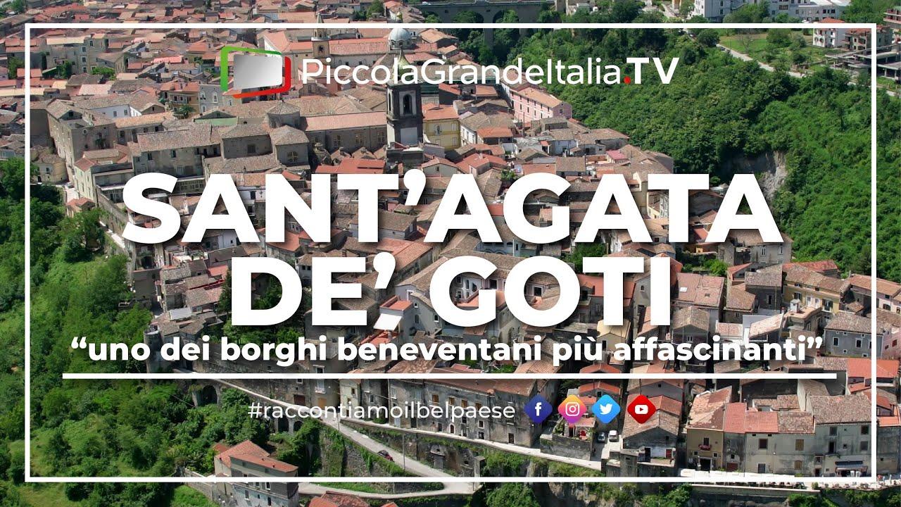 Sant Agata De Goti Piccola Grande Italia Youtube