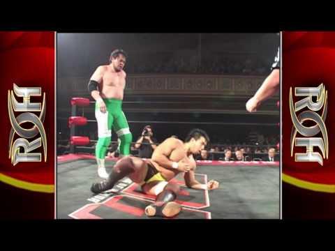 Throwback Thursday: Kenta vs Mitsuharu Misawa