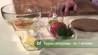 Яичница -- болтунья с помидорами
