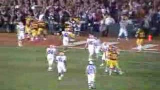 2008 Rose Bowl - Booty to Ausberry