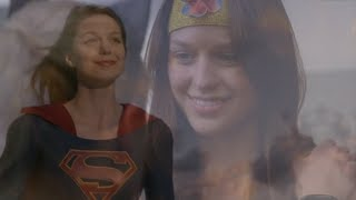 Glee x Supergirl - Holding Out For A Hero (Melissa Benoist)