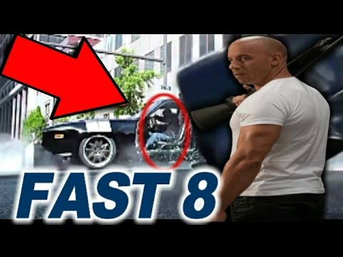 Thumbnail: 🚘7 MISTAKES in FAST AND FURIOUS 8 TRAILER 2017