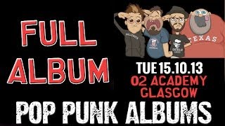 Bowling For Soup - Live At The 02 Academy Glasgow (FULL ALBUM)