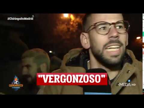 Real Madrid fans react after losing 0-3 at home vs. CSKA Moscow last night [translation in comments]