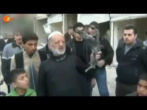 Пропаганда в Германии против Сирии