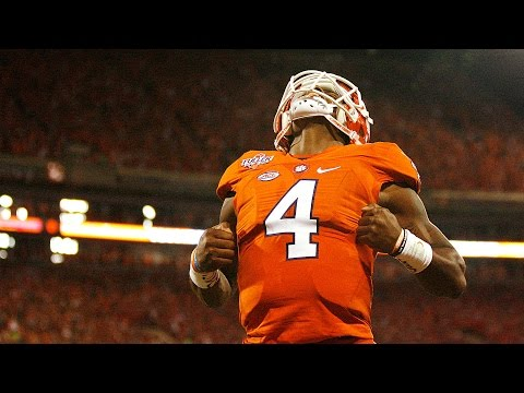 """Swang"" Deshaun Watson Heisman Watch Highlight Video"