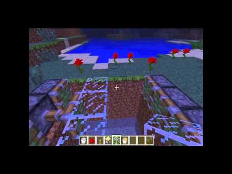 πως να φτιαξεις παγιδα lava minecraft greek