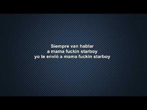 FARRUKO-STARBOY-LETRA