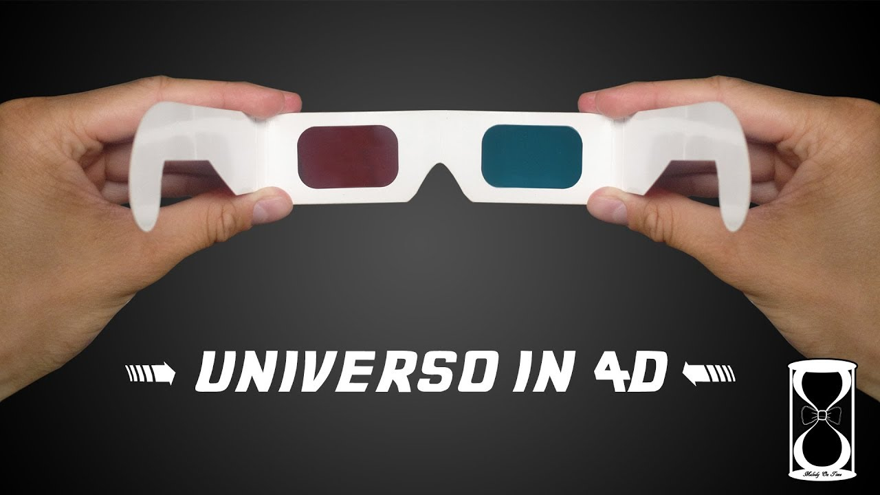 Che cosa significa essere in un universo in 4D? - YouTube