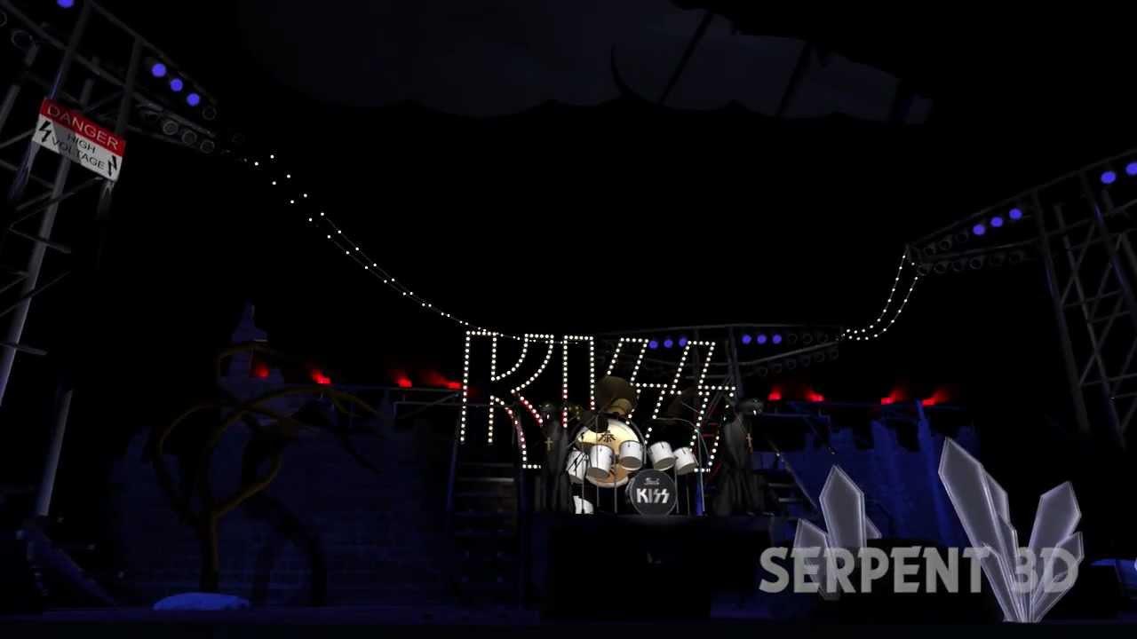 Kiss Destroyer Tour