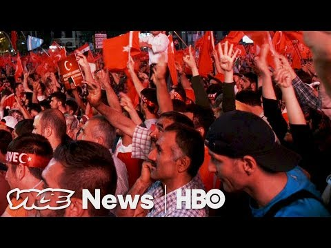 VICE News Tonight: Educators In Exile Following Turkey Coup
