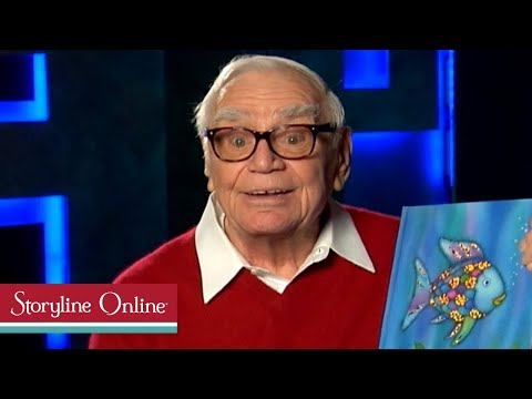 The Rainbow Fish Read By Ernest Borgnine