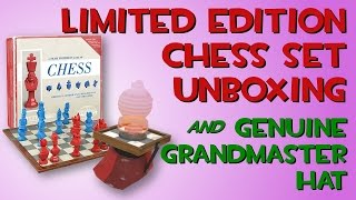 Unboxing a Team Fortress 2 Chess Set & Activating a Genuine Grandmaster!