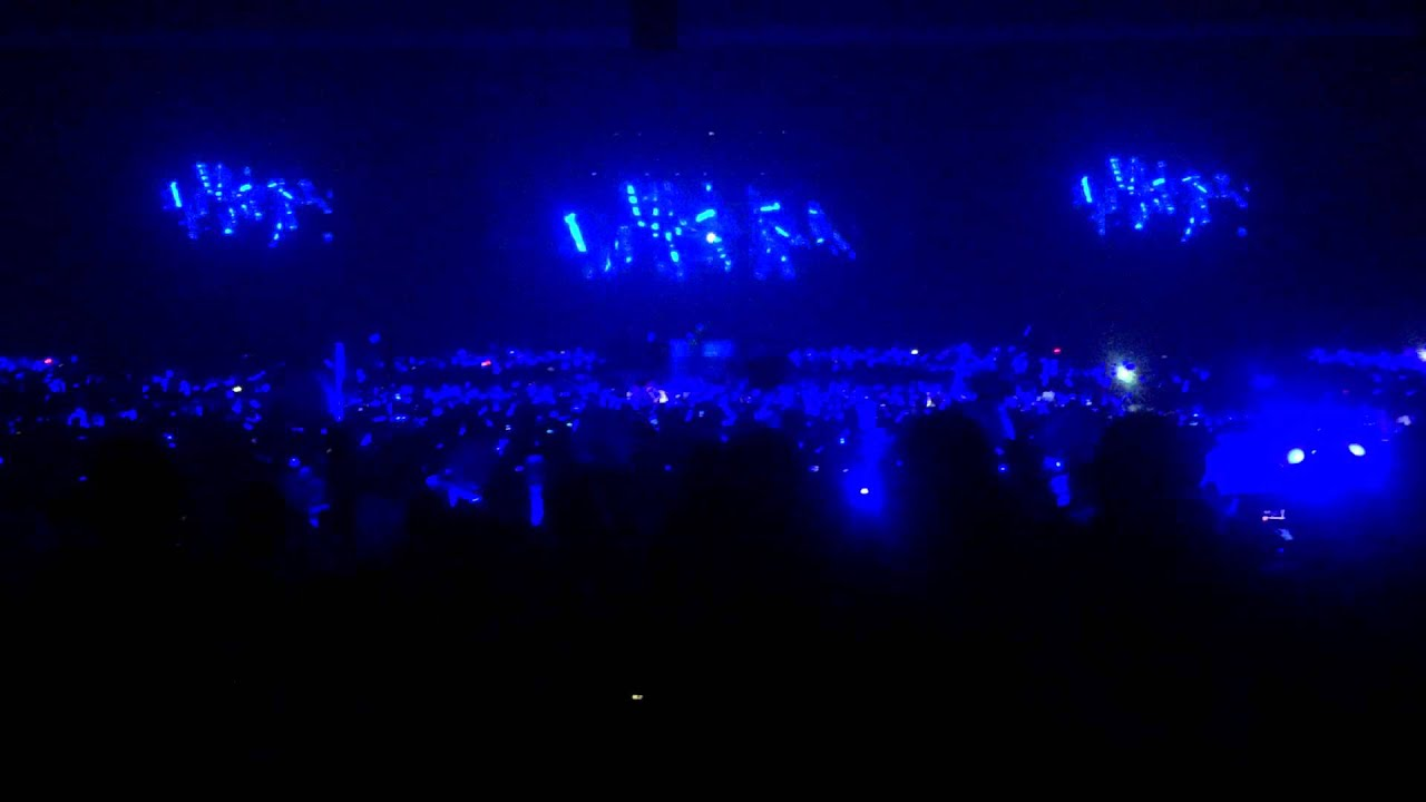 150503 SS6 INA - Sapphire Blue Ocean - Super Junior - Too Many Beautiful Girls