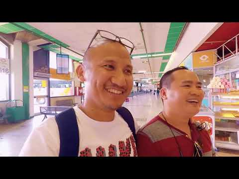 Tel-Aviv Central Bus Station Tour With Bhupal ,ISRAEL