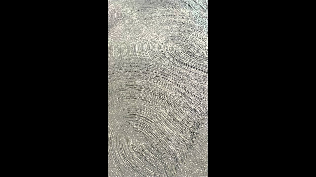 Swirl Concrete Finish Youtube