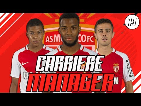 FIFA 17 | CARRIERE MANAGER MONACO | #19 : LE GRAND REAL MADR