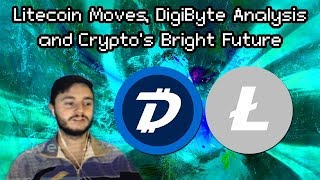 2 LITECOIN News Items, DIGIBYTE Analysis and Momentum, SEC ETF August 10th? and Ledger