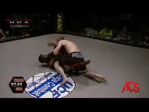 ACSLIVE.TV Present's Exiled MMA Ethan Aikens vs Jacob Lewis
