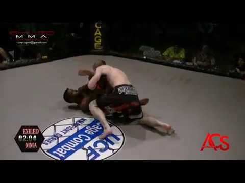 ACSLIVE.TV Present's Exiled MMA Ethan Aikens vs Jacob Lewis