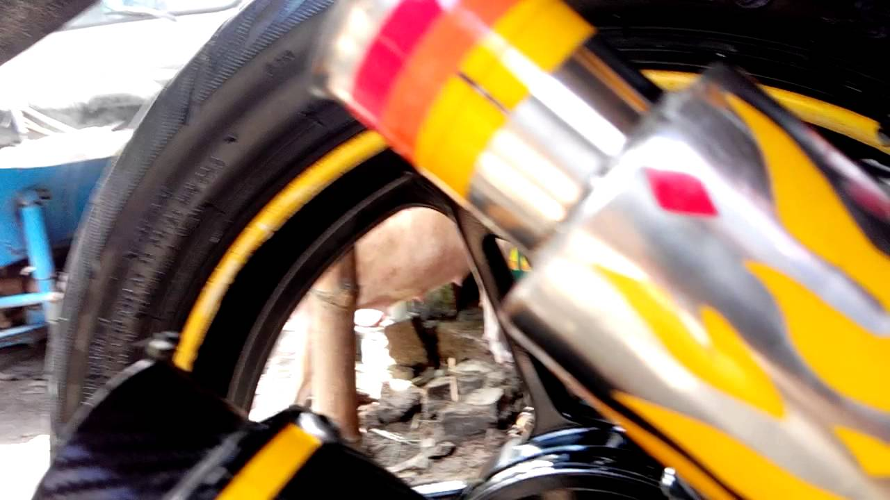Yamaha Vega Force Open Carborator 155cc..
