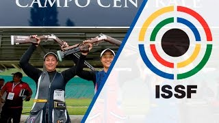 Skeet Women Final - 2016 ISSF Shotgun World Cup in San Marino (SMR) thumbnail