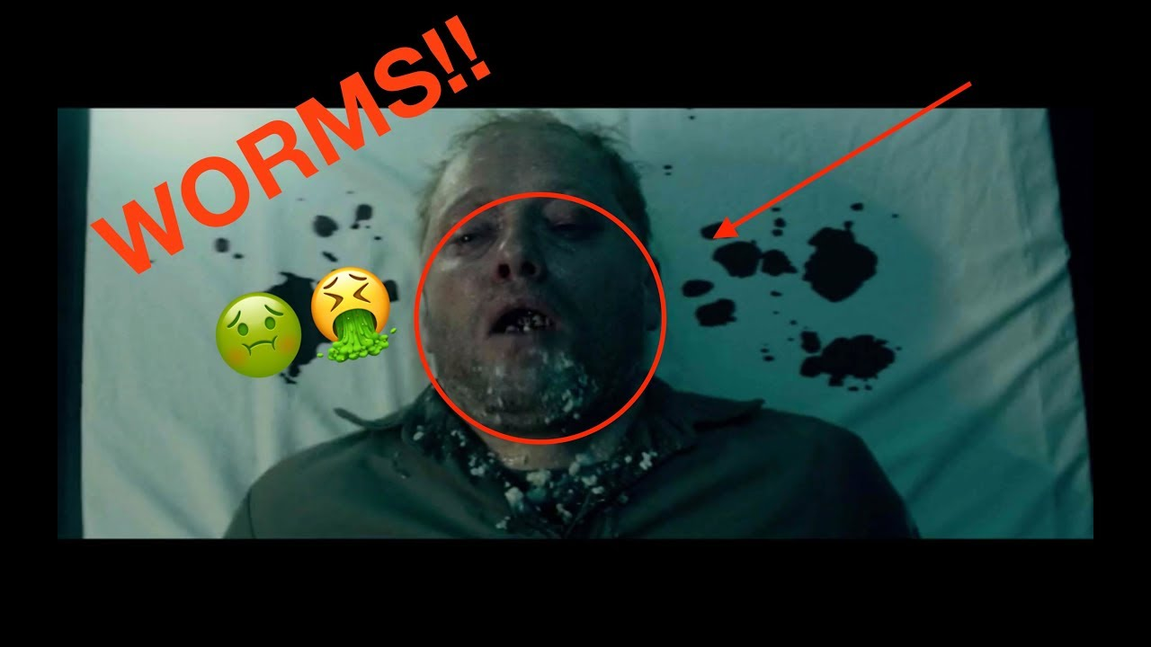 The Cloverfield Paradox - Spitting Worms! - HD - YouTube