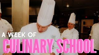 Week in My Life: Being a Culinary Student at the CIA in San Antonio