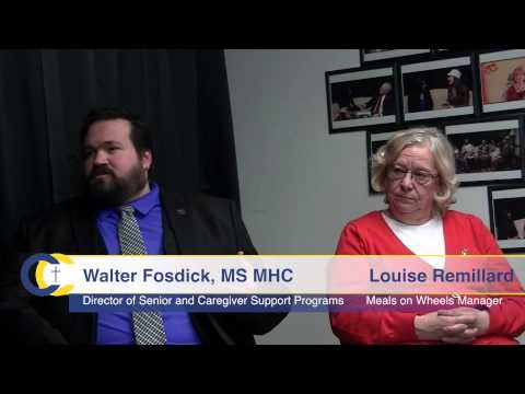 Catholic Charities Chats - Episode 1