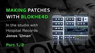 Creating Massive Bass Patches - With Blokhe4d's Jonas Uman