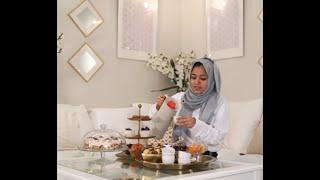 The ultimate post-iftar dessert setup