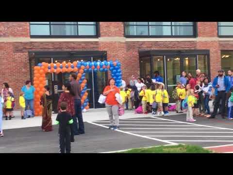 Menlo Park Academy 9-12-17 Grand Opening