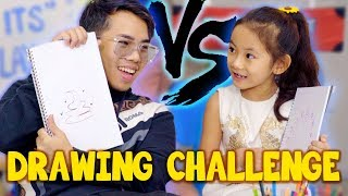 Kid VS Adult: Who Can Draw Better?