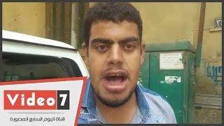 بالفيديو..مواطن معاق لمحلب:
