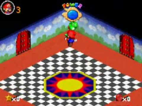 Super Mario Warp Zone 1 - Fan Game