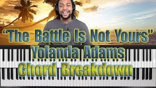 #42: The Battle Is Not Yours: Chord Breakdown