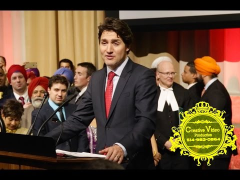 Vaisakhi Celebration on the Parliament Hill Ottawa Canada