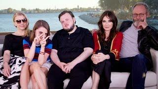 Game of Thrones @ Comic-Con 2015! Natalie Dormer! Maisie Williams!