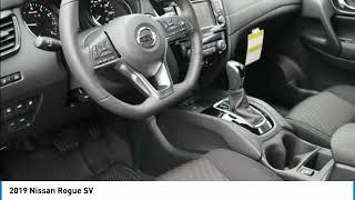 2019 Nissan Rogue Used 2019 Nissan Rogue SV 190237
