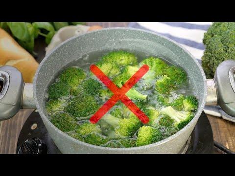 Se Cucinate I Broccoli In Questo Modo Avete Sempre Sbagliato Youtube
